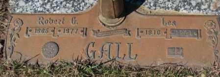 GALL, LEA - Yankton County, South Dakota   LEA GALL - South Dakota Gravestone Photos