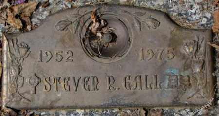 GALL, STEVEN R. - Yankton County, South Dakota   STEVEN R. GALL - South Dakota Gravestone Photos