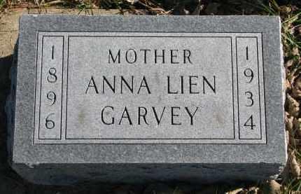 GARVEY, ANNA - Yankton County, South Dakota   ANNA GARVEY - South Dakota Gravestone Photos