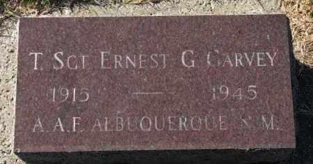 GARVEY, ERNEST G. - Yankton County, South Dakota   ERNEST G. GARVEY - South Dakota Gravestone Photos