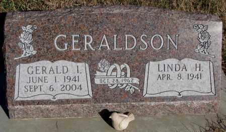 GERALDSON, GERALD I. - Yankton County, South Dakota | GERALD I. GERALDSON - South Dakota Gravestone Photos