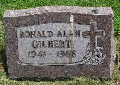 GILBERT, RONALD ALAN - Yankton County, South Dakota | RONALD ALAN GILBERT - South Dakota Gravestone Photos