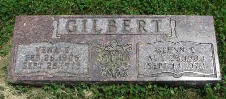 GILBERT, GLENN E. - Yankton County, South Dakota   GLENN E. GILBERT - South Dakota Gravestone Photos