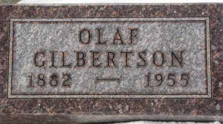 GILBERTSON, OLAF - Yankton County, South Dakota   OLAF GILBERTSON - South Dakota Gravestone Photos
