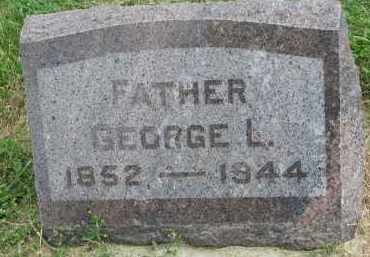 GILMAN, GEORGE L. - Yankton County, South Dakota | GEORGE L. GILMAN - South Dakota Gravestone Photos