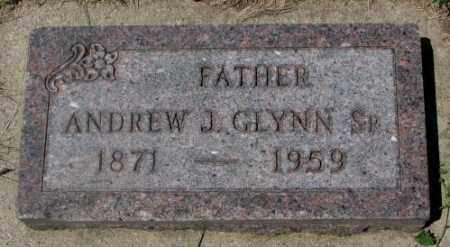 GLYNN, ANDREW J. SR. - Yankton County, South Dakota | ANDREW J. SR. GLYNN - South Dakota Gravestone Photos
