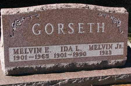 GORSETH, MELVIN E. - Yankton County, South Dakota | MELVIN E. GORSETH - South Dakota Gravestone Photos