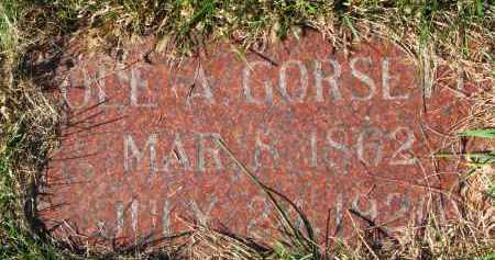 GORSETT, OLE A. - Yankton County, South Dakota | OLE A. GORSETT - South Dakota Gravestone Photos