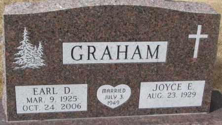GRAHAM, JOYCE E. - Yankton County, South Dakota | JOYCE E. GRAHAM - South Dakota Gravestone Photos