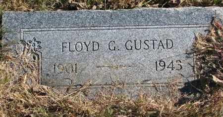 GUSTAD, FLOYD G. - Yankton County, South Dakota | FLOYD G. GUSTAD - South Dakota Gravestone Photos