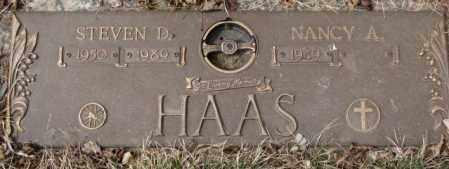 HAAS, NANCY A. - Yankton County, South Dakota | NANCY A. HAAS - South Dakota Gravestone Photos
