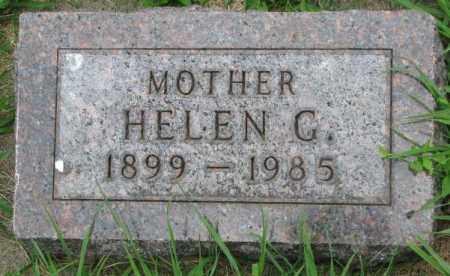 HACECKY, HELEN G. - Yankton County, South Dakota | HELEN G. HACECKY - South Dakota Gravestone Photos