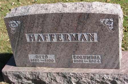 HAFFERMAN, OTTO - Yankton County, South Dakota | OTTO HAFFERMAN - South Dakota Gravestone Photos