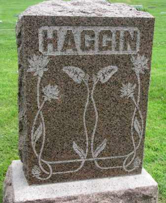 HAGGIN, FAMILY STONE - Yankton County, South Dakota | FAMILY STONE HAGGIN - South Dakota Gravestone Photos