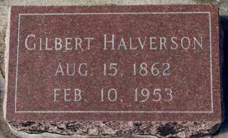 HALVERSON, GILBERT - Yankton County, South Dakota | GILBERT HALVERSON - South Dakota Gravestone Photos