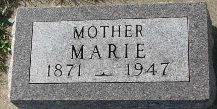 HANSEN, MARIE - Yankton County, South Dakota | MARIE HANSEN - South Dakota Gravestone Photos