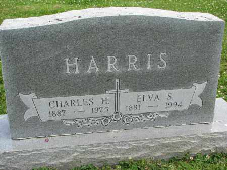 HARRIS, CHARLES H. - Yankton County, South Dakota | CHARLES H. HARRIS - South Dakota Gravestone Photos