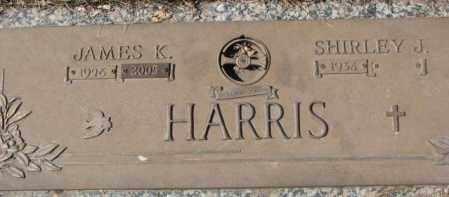 HARRIS, SHIRLEY J. - Yankton County, South Dakota | SHIRLEY J. HARRIS - South Dakota Gravestone Photos