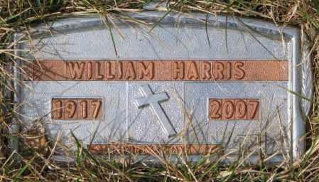 HARRIS, WILLIAM - Yankton County, South Dakota | WILLIAM HARRIS - South Dakota Gravestone Photos