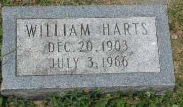 HARTS, WILLIAM - Yankton County, South Dakota   WILLIAM HARTS - South Dakota Gravestone Photos