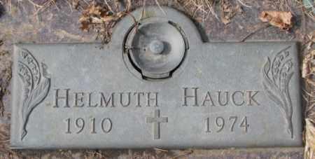 HAUCK, HELMUTH - Yankton County, South Dakota | HELMUTH HAUCK - South Dakota Gravestone Photos