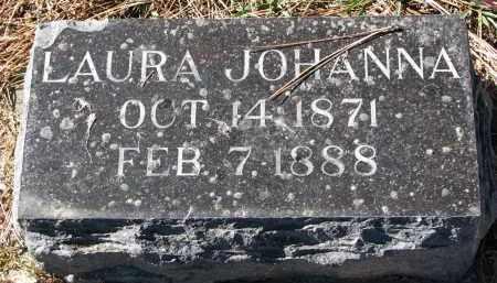 HAUGAN, LAURA JOHANNA - Yankton County, South Dakota | LAURA JOHANNA HAUGAN - South Dakota Gravestone Photos