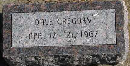 HAUGER, DALE GREGORY - Yankton County, South Dakota | DALE GREGORY HAUGER - South Dakota Gravestone Photos