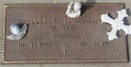 HAUSMAN, GARY C. - Yankton County, South Dakota   GARY C. HAUSMAN - South Dakota Gravestone Photos