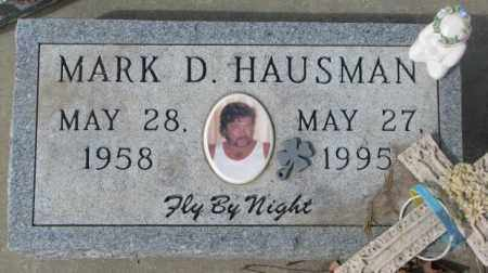 HAUSMAN, MARK D. - Yankton County, South Dakota | MARK D. HAUSMAN - South Dakota Gravestone Photos