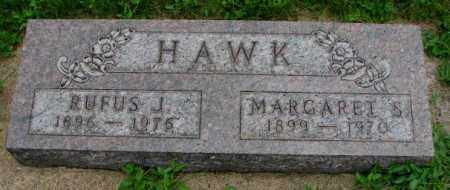 HAWK, RUFUS J. - Yankton County, South Dakota | RUFUS J. HAWK - South Dakota Gravestone Photos