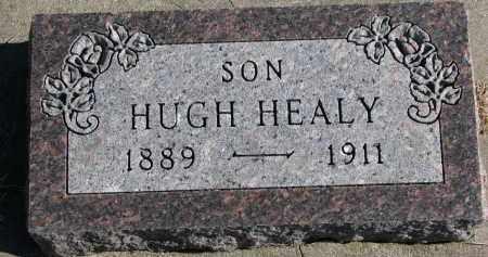 HEALY, HUGH - Yankton County, South Dakota | HUGH HEALY - South Dakota Gravestone Photos