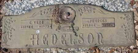 HEDELSON, C. VERN - Yankton County, South Dakota | C. VERN HEDELSON - South Dakota Gravestone Photos