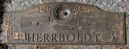 HERRBOLDT, SHIRLEY A. - Yankton County, South Dakota | SHIRLEY A. HERRBOLDT - South Dakota Gravestone Photos