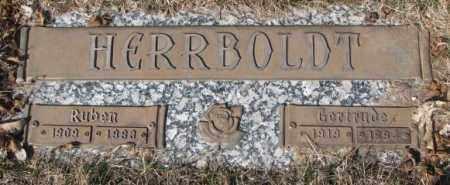 HERRBOLDT, GERTRUDE - Yankton County, South Dakota | GERTRUDE HERRBOLDT - South Dakota Gravestone Photos
