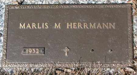 HERRMANN, MARLIS M. - Yankton County, South Dakota | MARLIS M. HERRMANN - South Dakota Gravestone Photos