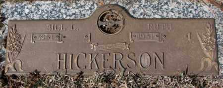 HICKERSON, BILL L. - Yankton County, South Dakota | BILL L. HICKERSON - South Dakota Gravestone Photos