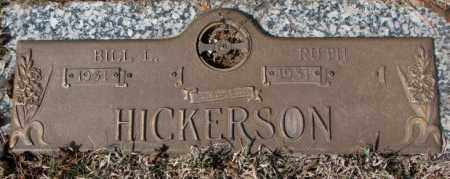 HICKERSON, BILL L. - Yankton County, South Dakota | BILL L. HICKERSON - South Dakota Gravestone Photos