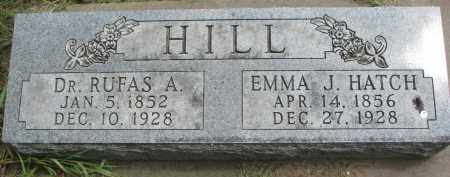 HATCH HILL, EMMA J. - Yankton County, South Dakota | EMMA J. HATCH HILL - South Dakota Gravestone Photos