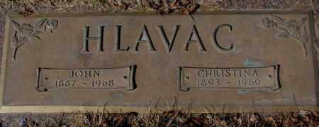 HLAVAC, JOHN - Yankton County, South Dakota | JOHN HLAVAC - South Dakota Gravestone Photos