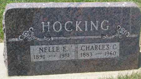 HOCKING, NELLE E. - Yankton County, South Dakota | NELLE E. HOCKING - South Dakota Gravestone Photos