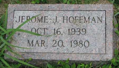 HOFFMAN, JEROME J. - Yankton County, South Dakota | JEROME J. HOFFMAN - South Dakota Gravestone Photos