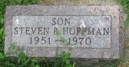 HOFFMAN, STEVEN R. - Yankton County, South Dakota | STEVEN R. HOFFMAN - South Dakota Gravestone Photos