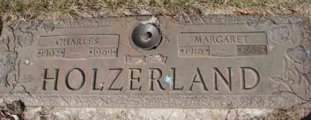 HOLZERLAND, MARGARET - Yankton County, South Dakota | MARGARET HOLZERLAND - South Dakota Gravestone Photos