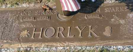 HORLYK-SPARKS, JANE - Yankton County, South Dakota | JANE HORLYK-SPARKS - South Dakota Gravestone Photos