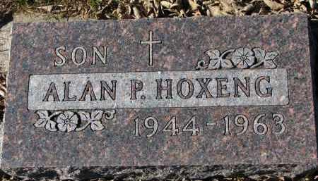 HOXENG, ALAN P. - Yankton County, South Dakota | ALAN P. HOXENG - South Dakota Gravestone Photos