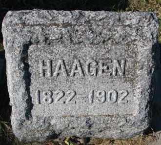 HOXENG, HAAGEN - Yankton County, South Dakota   HAAGEN HOXENG - South Dakota Gravestone Photos