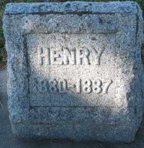 HOXENG, HENRY - Yankton County, South Dakota | HENRY HOXENG - South Dakota Gravestone Photos