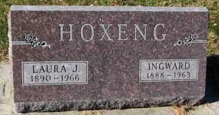 HOXENG, INGWARD - Yankton County, South Dakota | INGWARD HOXENG - South Dakota Gravestone Photos