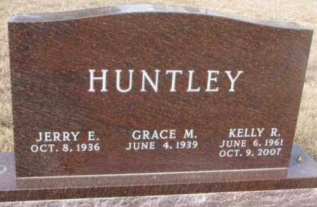 HUNTLEY, KELLY R. - Yankton County, South Dakota | KELLY R. HUNTLEY - South Dakota Gravestone Photos