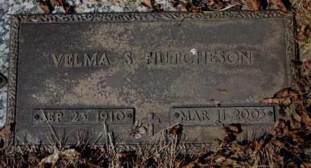 HUTCHESON, VELMA S. - Yankton County, South Dakota   VELMA S. HUTCHESON - South Dakota Gravestone Photos